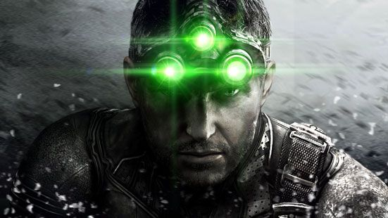Les jeux les plus attendus : Splinter Cell Blacklist